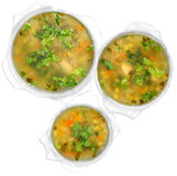 Soups_01 Stock Photography