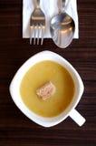 soupsquash royaltyfri fotografi