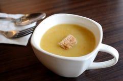 soupsquash arkivbild