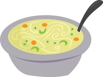 Soupy Treat! Stock Photography
