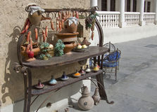 At the souq Royalty Free Stock Photos