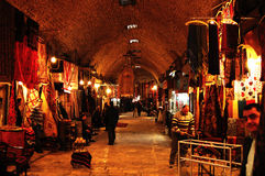 Souq al-Madina - Syria Royalty Free Stock Photography
