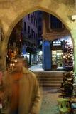 Souq för Khan alkalilli i Kairo Royaltyfri Fotografi
