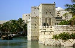 souq jumeirah города стоковая фотография rf