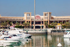 Souq Sharq shopping mall in Kuwait Royalty Free Stock Image