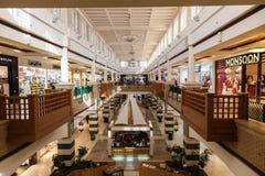 Souq Sharq shoppinggalleria i Kuwait Fotografering för Bildbyråer
