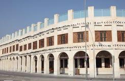 Souq Waqif σε Doha. Κατάρ Στοκ φωτογραφία με δικαίωμα ελεύθερης χρήσης
