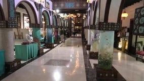 Souq Waqif Art Center almacen de metraje de vídeo