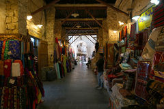 Souq Waqif dans Doha, Qatar Photo stock