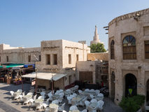 Souq Waqif Doha, Catar Imagem de Stock Royalty Free