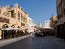 Souq Waqif Doha, Qatar Imagenes de archivo