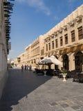 Souq Waqif Doha, Qatar Imágenes de archivo libres de regalías