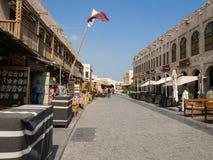 Souq Waqif Doha, Qatar Fotografía de archivo