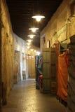 Souq Waqif en Doha, Qata Imagen de archivo libre de regalías