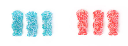 Sour Candy Stock Image