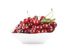 Sour cherries 2 Stock Photography