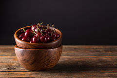 Sour cherry Stock Images