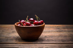 Sour cherry Stock Image