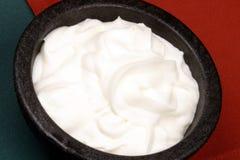 Sour cream Royalty Free Stock Photo