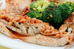 Sour pepper big crab picture Stock Photography
