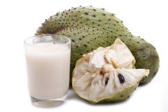 Sour sop fruit Stock Photography