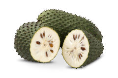 Sour sop, Prickly Custard Apple. Royalty Free Stock Photography