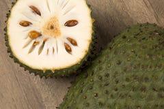 Sour sop, Prickly Custard Apple. Stock Photo