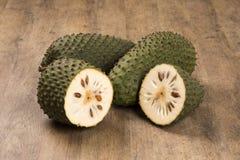 Sour sop, Prickly Custard Apple. royalty free stock photos