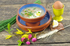 Sour Soup Royalty Free Stock Images