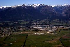 Source au Montana occidental Etats-Unis Photos stock