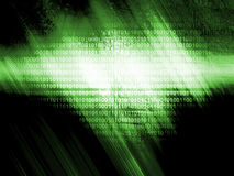 Source code technology background Stock Photography
