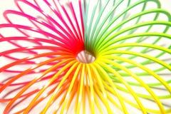 source colorée Image libre de droits