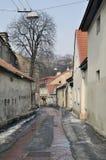 Source dans la vieille ville Photo libre de droits