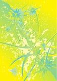 Source dans vert clair Image stock
