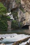 Source de Buna de fleuve photographie stock libre de droits