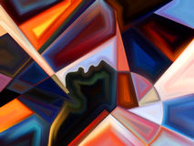 Source de peinture intérieure Photos libres de droits