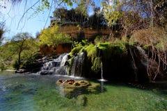 Source de rivière Photo libre de droits