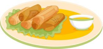 Petits pains de ressort Image stock