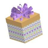 Source ou cadeau de Pâques Images stock