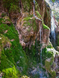Source of the river Cuervo, Cuenca, Castilla la Mancha, Spain Royalty Free Stock Photo