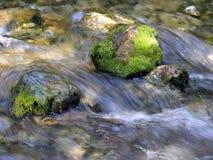 Source of river Kamniska Bistrica, cascades 2 Royalty Free Stock Photo