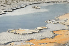 Source thermale de Yellowstone Photos stock