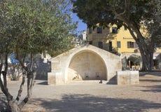 Source of the Virgin Mary, Nazareth Stock Photos
