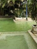 Sources d'eau minérale Images stock