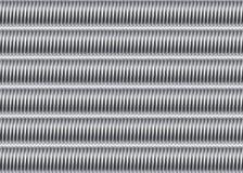 Sources en métal Image stock
