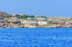 Sources Kallithea (Terme Kalithea). Rhodes Island. Greece Royalty Free Stock Image