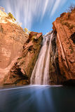 Sources Oum heu Rbia, parc national d'Aguelmam Azigza, Maroc photos libres de droits