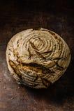 Sourdough домодельного хлеба Стоковые Фото