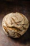 Sourdough домодельного хлеба Стоковые Изображения RF