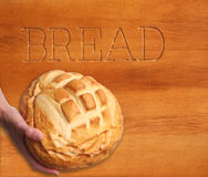 Sourdough bread Royalty Free Stock Photos